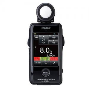 Sekonic L478D Flash Light Meter - MobiCity Italia