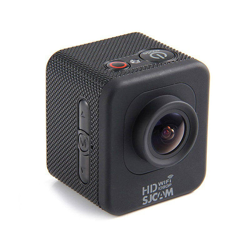 SJCAM M10 Cube mini WiFi 1080p Full HD Action Sport Camera nera - MobiCity Italia