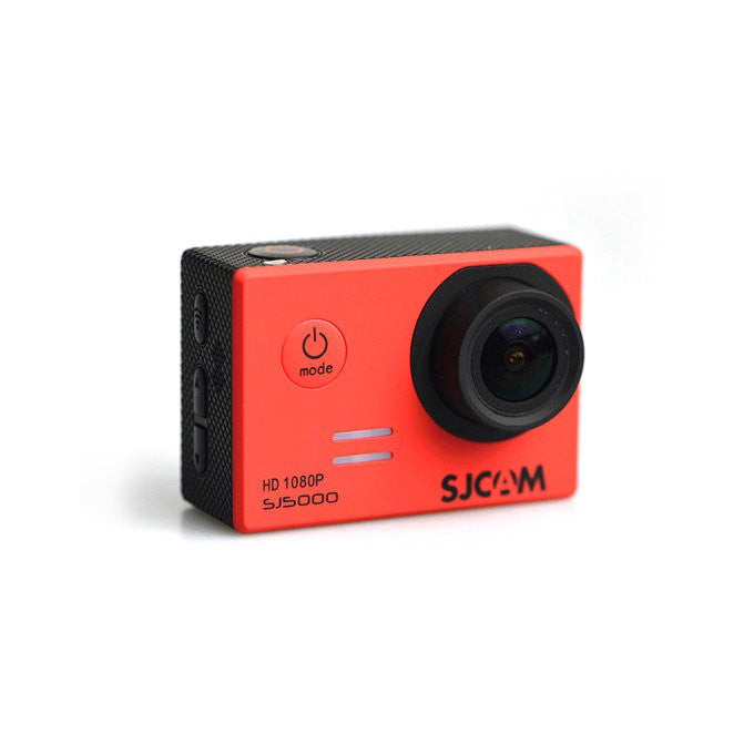 SJCAM SJ5000 1080p Full HD DVR Action Sport camera rossa