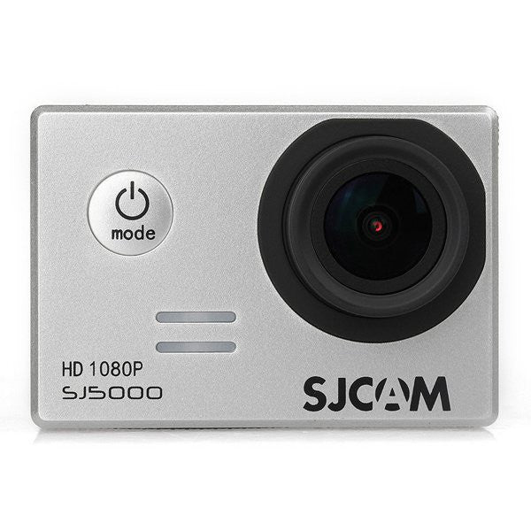 SJCAM SJ5000 1080p Full HD DVR Action Sport camera argento