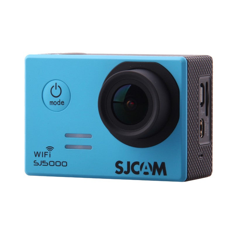 SJCAM SJ5000 WiFi 1080p Full HD DVR Action Sport camera blu - MobiCity Italia