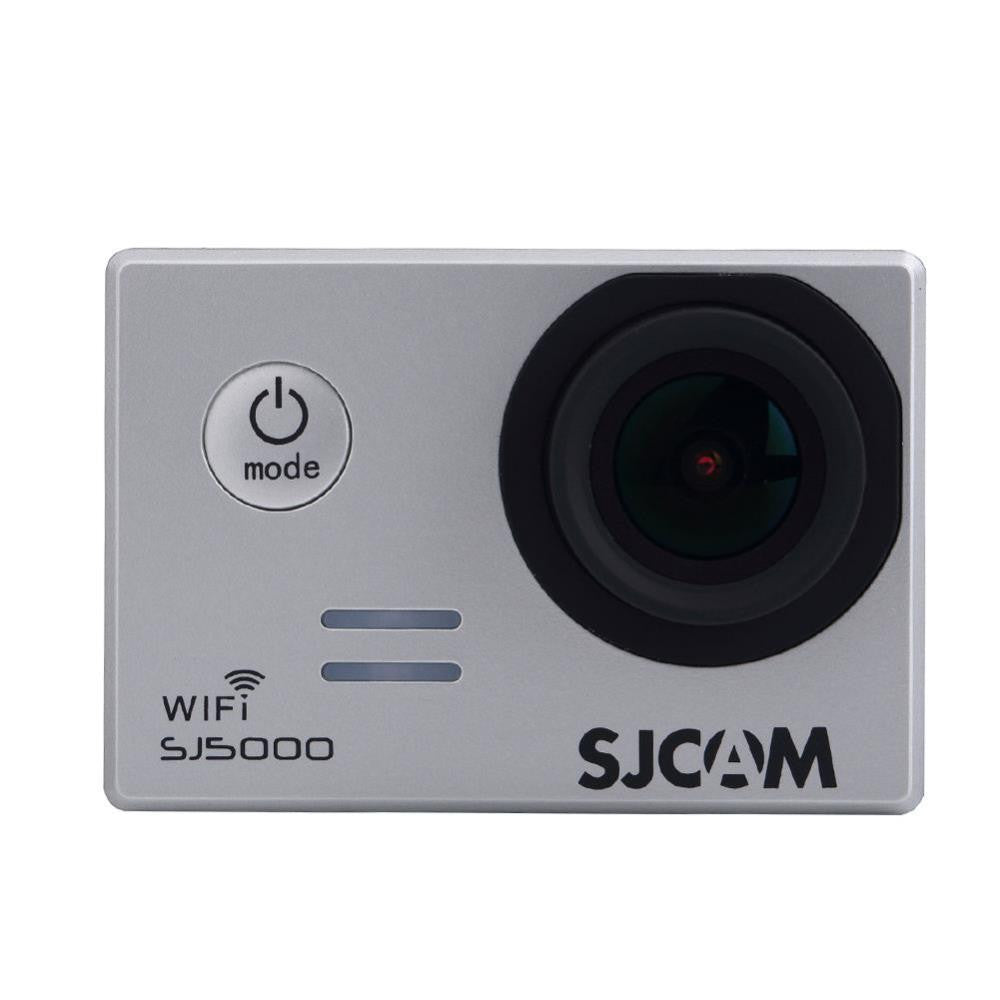SJCAM SJ5000 WiFi 1080p Full HD DVR Action Sport camera argento - MobiCity Italia