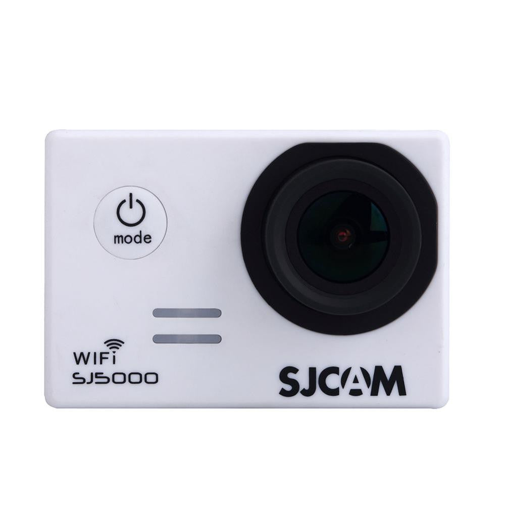 SJCAM SJ5000 WiFi 1080p Full HD DVR Action Sport camera bianca - MobiCity Italia