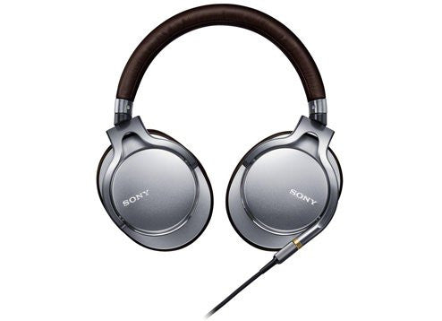 Sony MDR-1A Premium High-Resolution Stereo Argento Cuffie