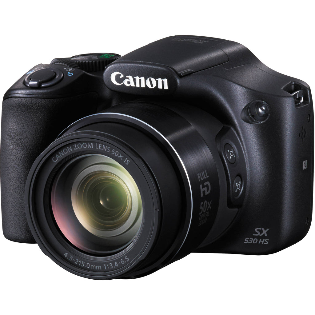 Canon PowerShot SX530 HS Camera Digitale Nero
