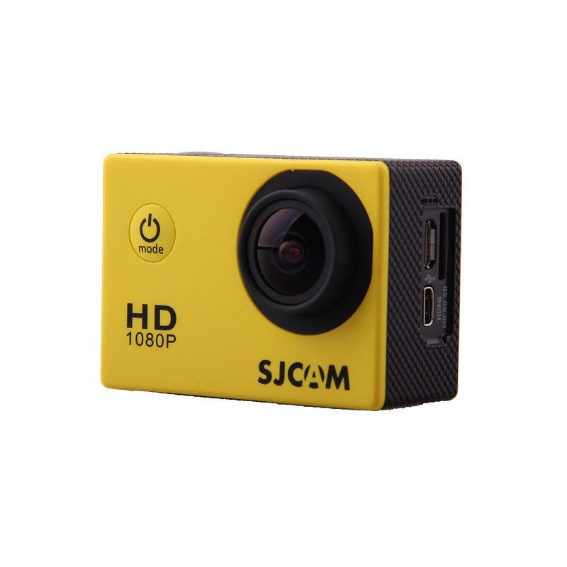 SJCAM SJ4000 1080p Full HD DVR Action Sport Camera gialla - MobiCity Italia
