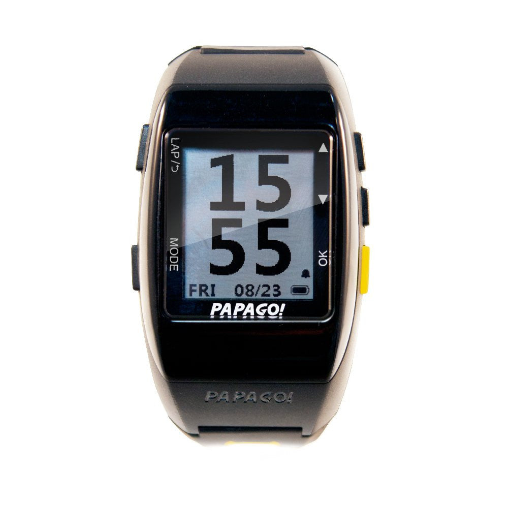 GOLife by Papago GoWatch 770 GPS Sports Watch Giallo - MobiCity Italia
