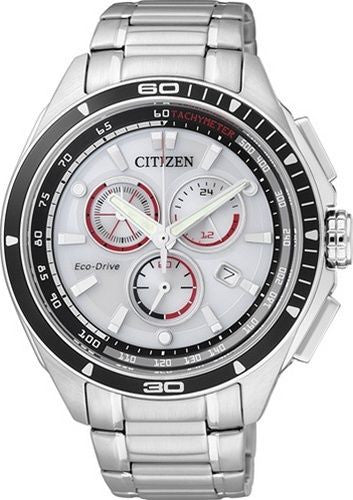 Citizen Eco-Drive Chronograaf AT0956-50A Horloge (Nieuw met Labels)