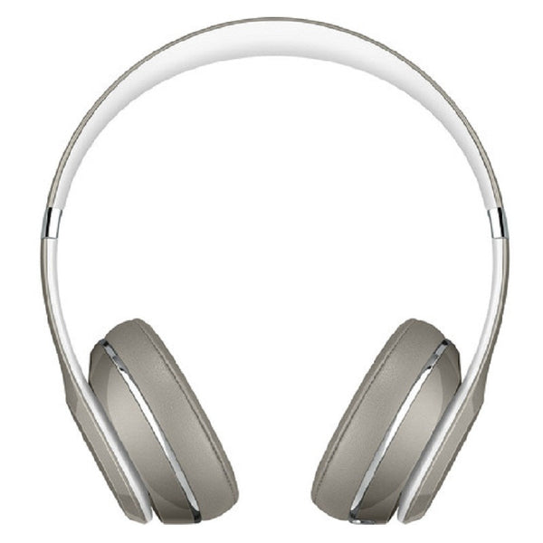 Beats Solo 2 Luxe Edition On-Ear Headphone MLA42PA/A (Zilver)