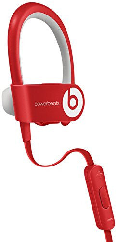 Powerbeats 2  Wireless by Dr. Dre Rode In-Ear Koptelefoon (MHBF2PA/A)