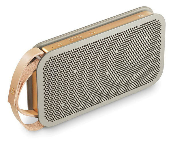 B&O Beoplay A2 Portable Bluetooth Speaker (Grijs)