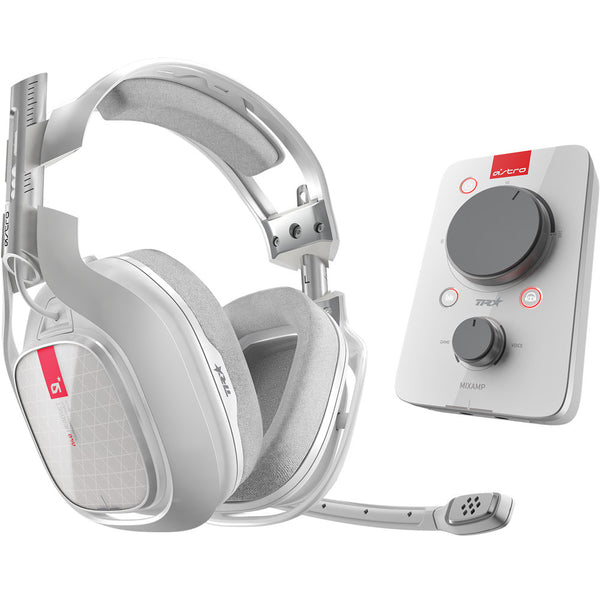 Astro A40 TR Gaming Headset en MixAmp Pro XB1/PC/Mac (Wit)
