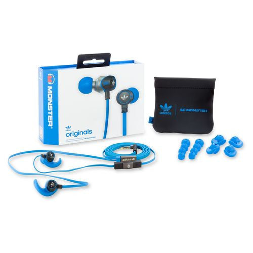 Adidas Originals In-Ear Koptelefoon 704383 (Blauw)