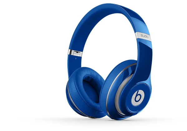 Beats Studio Blauwe Over-Ear Koptelefoon