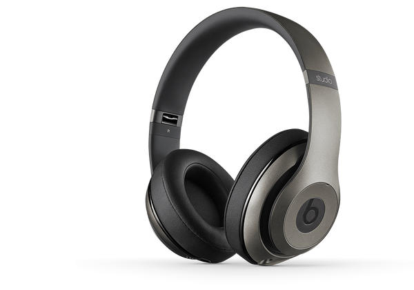 Beats Studio Titanium Over-Ear Koptelefoon