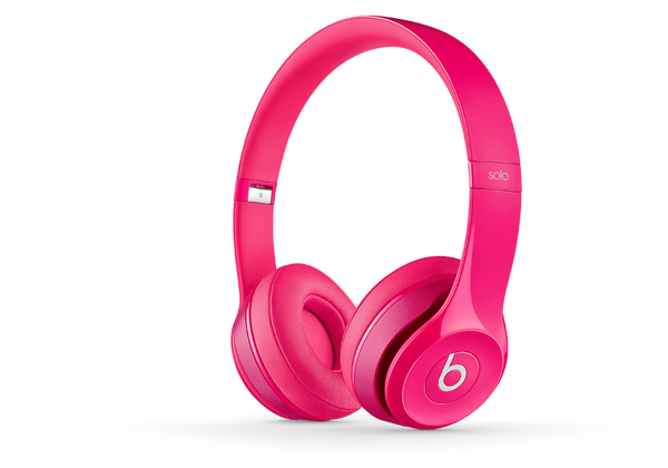 Beats Solo2 Roze On-Ear Koptelefoon (MHBH2PA/A)