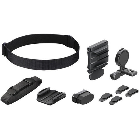 Sony BLT-UHM1 Action Camera Universal Headband Mount Kit