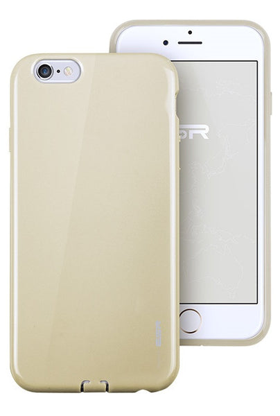 iPhone 6/6s Silicon Color Case (Champagne)