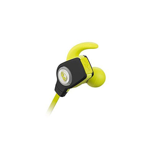 Monster iSport Bluetooth Draadloze In-Ear Koptelefoon 728402 (Groen)