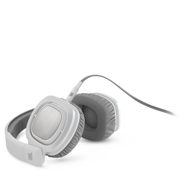 JBL J88 Topkwaliteit Over-Ear Koptelefoon Wit