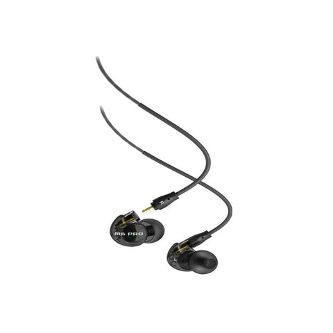 Mee Audio M6 Pro Musician´s In-Ear Monitors met Detachable Kabels (Zwart)