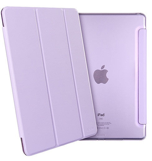 iPad Mini 4 Flip Cover met Harde achterzijde(Vibrant Purple)