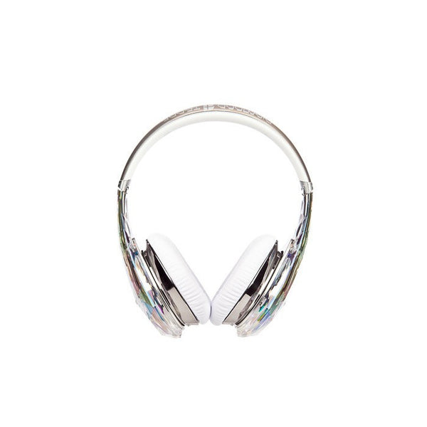 Monster Diamond Tears Edge Witte On-Ear Koptelefoon