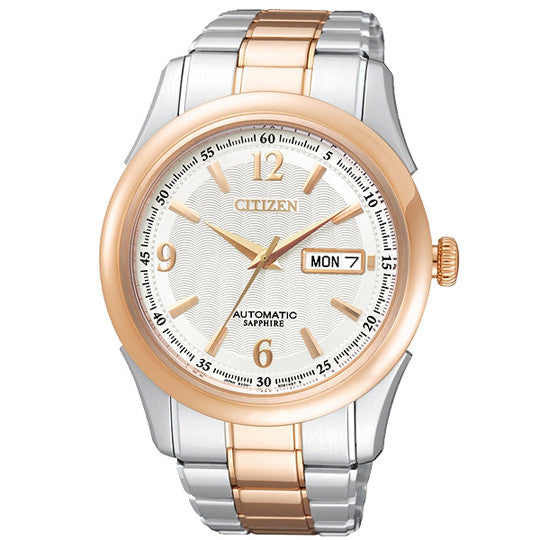 Citizen Mechanical Automatic NH8314-52A Horloge (Nieuw met Labels)
