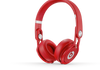 Beats Mixr Rode On-Ear Koptelefoon