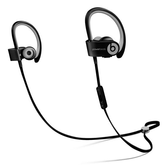 Beats Powerbeats 2 Draadloze Zwart Sport In-Ear Headphone (MKPP2PA/A)