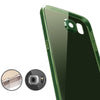 Samsung Galaxy S6 Edge Silicone Case Exclusive Edition (Groen)