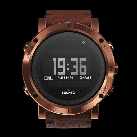 Suunto Essential Collection Outdoor Horloge SS021213000 (Koper)