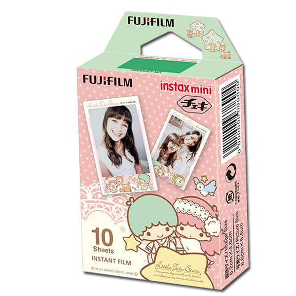 Fuji Mini Film (Little Twin Stars) Papel fotográfico