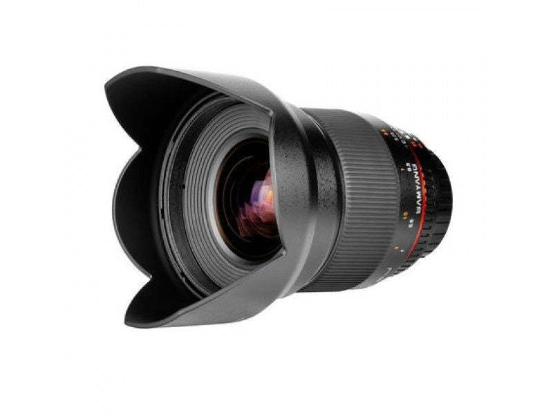 Samyang 16mm T2.2 ED AS UMC CS VDSLR Lente (Canon)