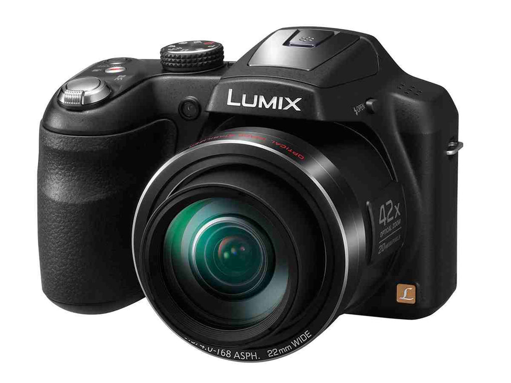 Panasonic Lumix DMC-LZ40 cámara digital (Negro)