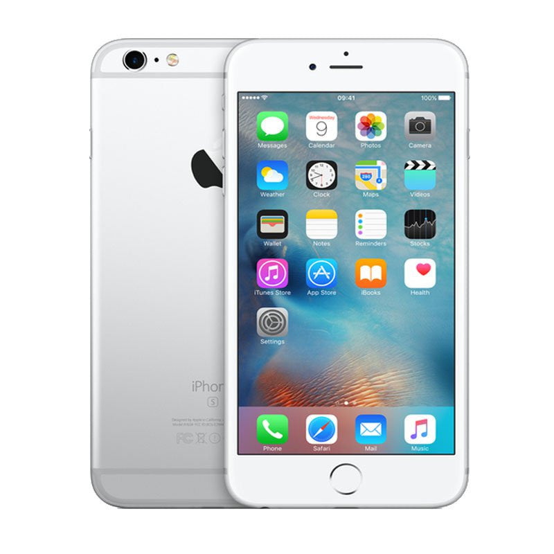Apple iPhone 6 Plus 16GB 4G LTE plata desbloqueado