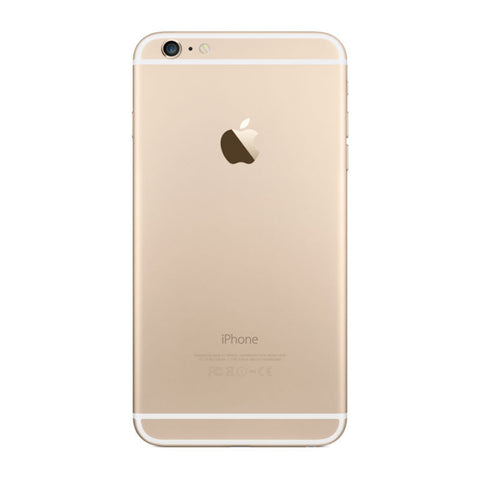 Apple iPhone 6 64GB 4G LTE Oro Desbloqueado (Reacondicionado - Grado A)