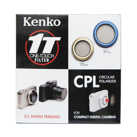 Kenko 32mm One Touch UV/CPL Filtro