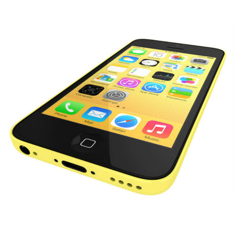 Apple iPhone 5C 16GB 4G LTE Amarillo Desbloqueado (Reacondicionado - Grado A)