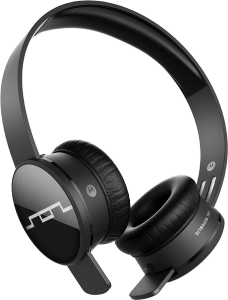 SOL Republic Tracks Air 1430-01 Wireless en la oreja Headphones (Negro)
