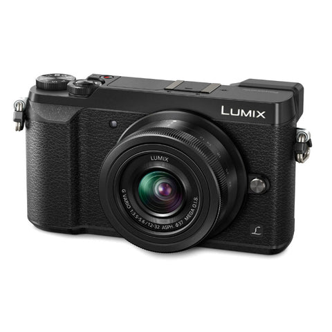 Panasonic Lumix DMC-GX85K con 12-32mm Cámara Digital Lente Negro