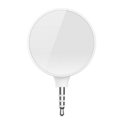 Xiaomi LED Selfie Flash Light 3.5 Jack Plug (Blanco)