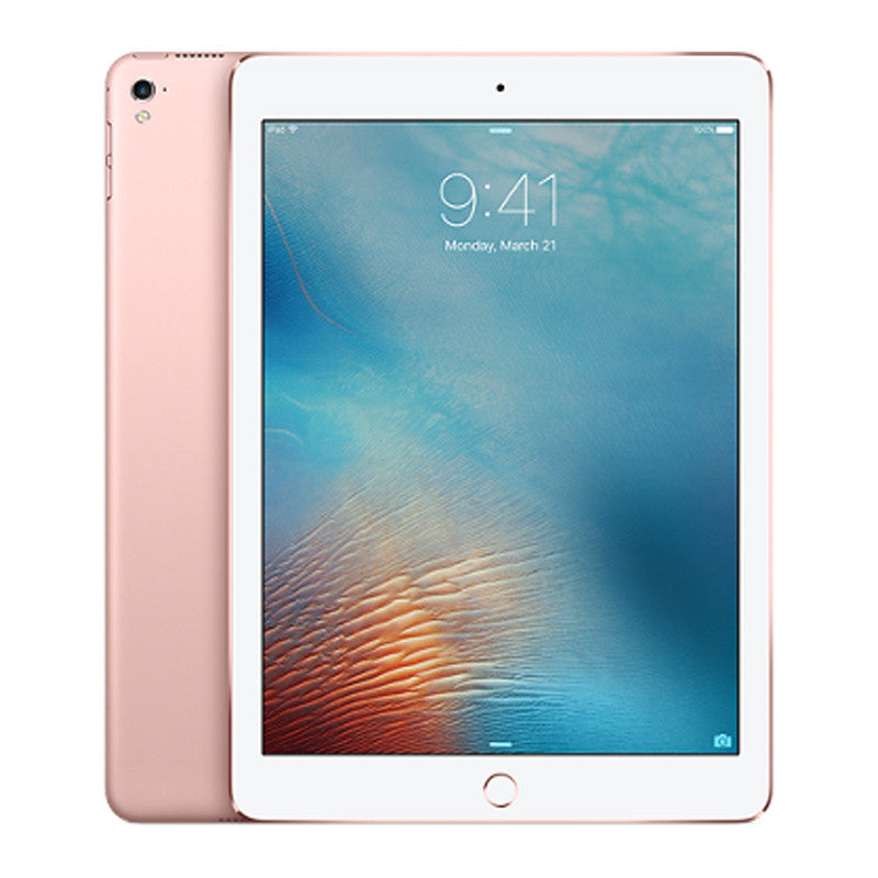 "Apple iPad Pro 9.7"" 128GB WiFi Dorado Rosa"