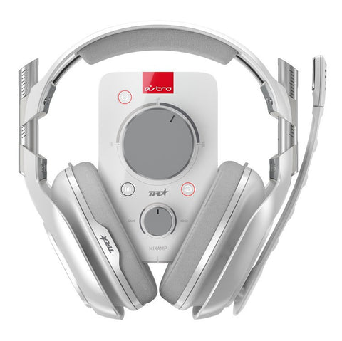 Astro A40 TR Gaming Auricularesy MixAmp Pro XB1 Edition (Blanco)
