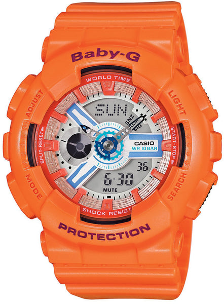 Casio Baby-G Analog-Digital BA-110SN-4A reloj (nuevo conTags)