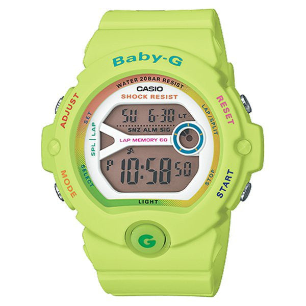 Casio Baby-G 200-meter Water Resistant BG-6903-3 reloj (nuevo with