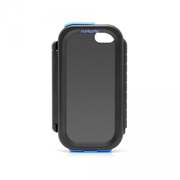 Runtastic RUNCAI1B Bike Caso para IPhone 4,4s,5 (Negro)