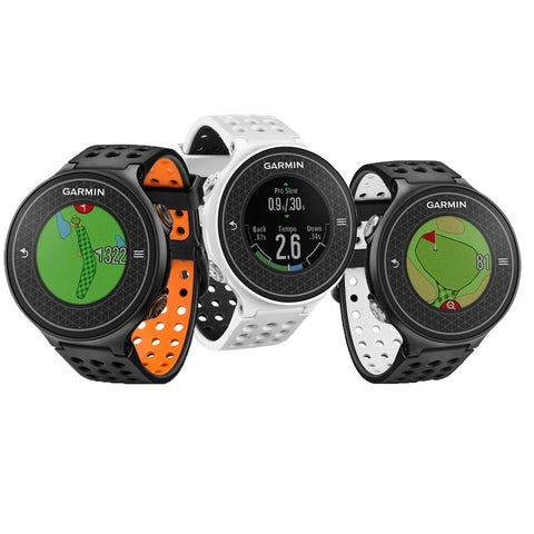 Garmin Approach S6 010-01195-01 Reloj de Golf (Negro)