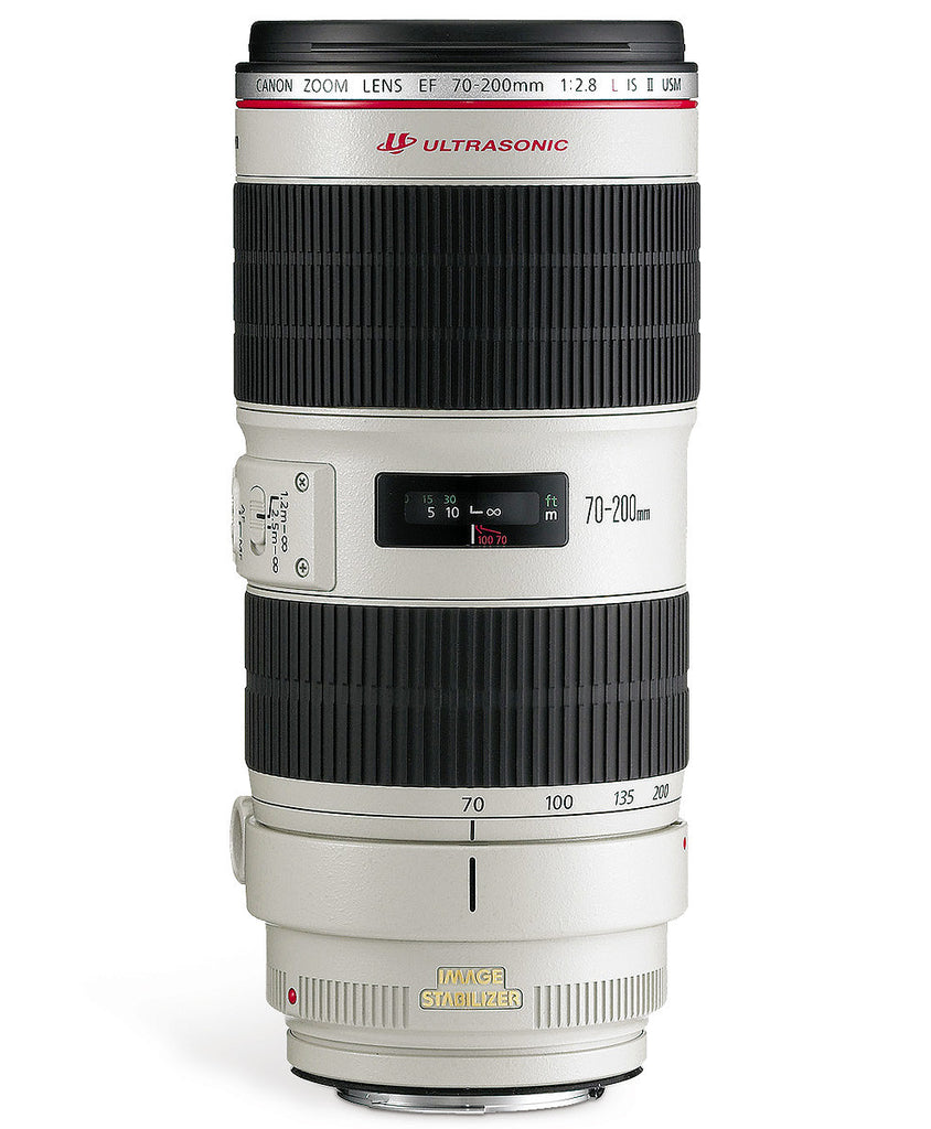 Canon EF 70-200mm f2.8L IS II USM Lentes