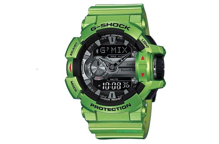 Casio G-Shock Analog-Digital GBA-400-3BDR reloj (nuevo conTags)
